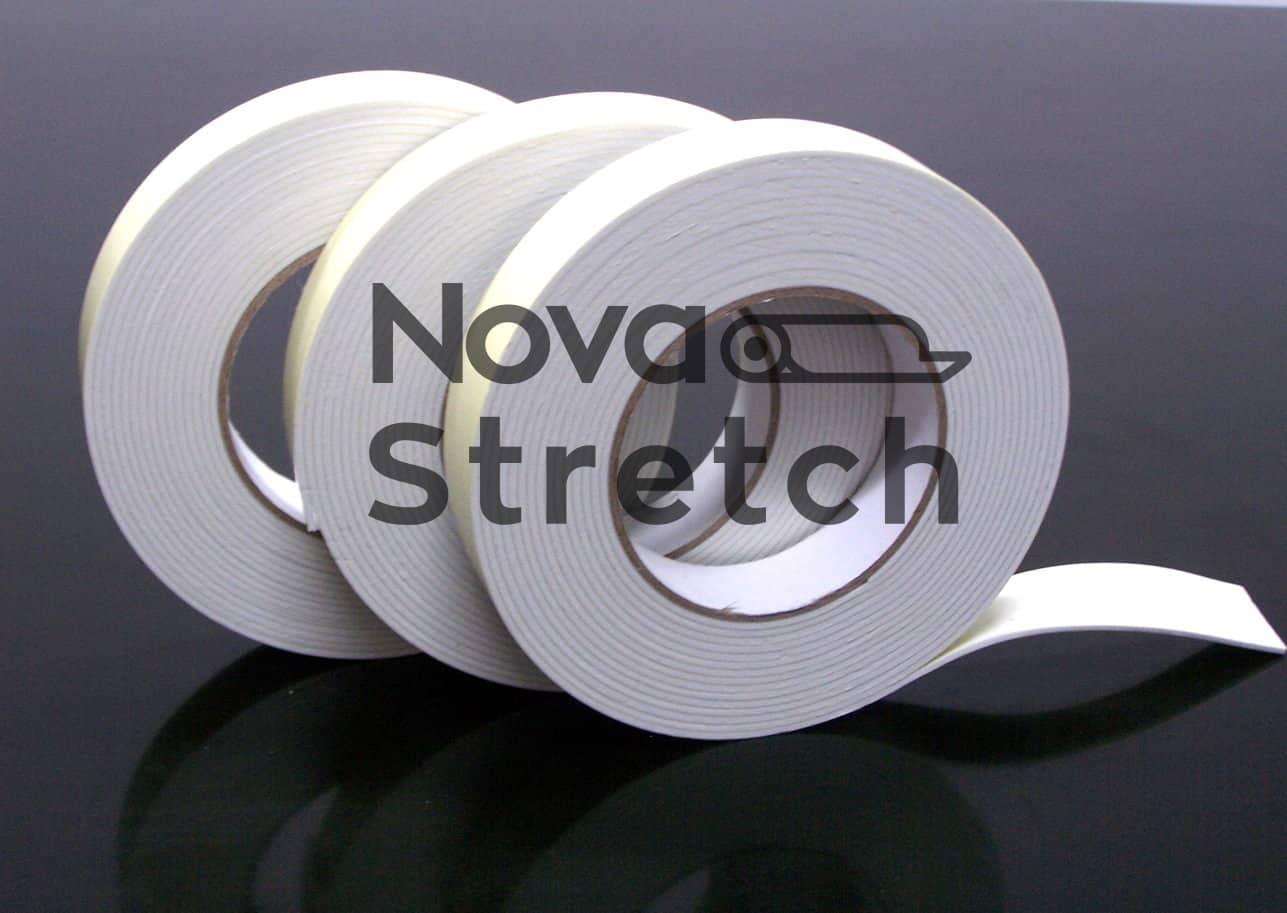 двухсторонняя клейкая лента на вспененной основе