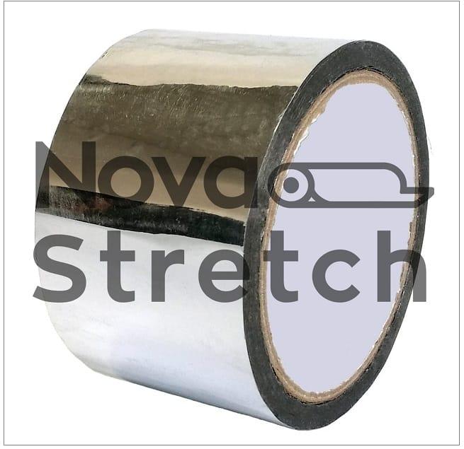 металическая клейкая лента новастрейч