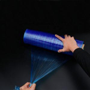 Стрейч пленка синяя