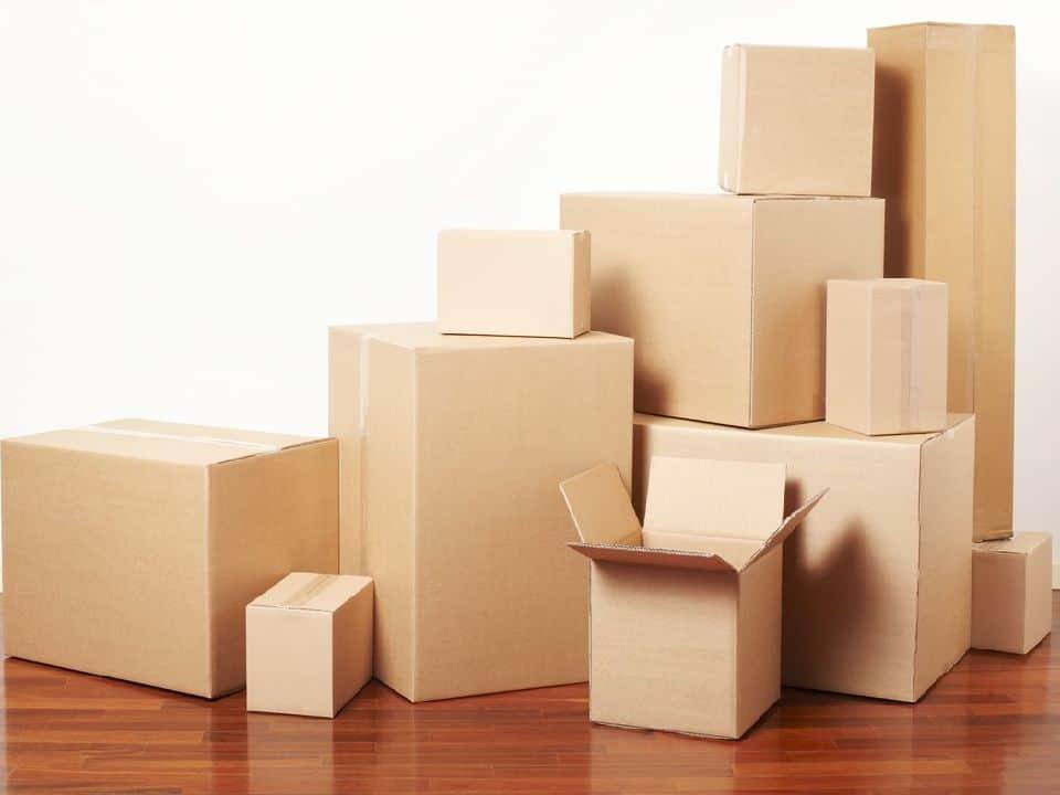 картонные коробки отпом