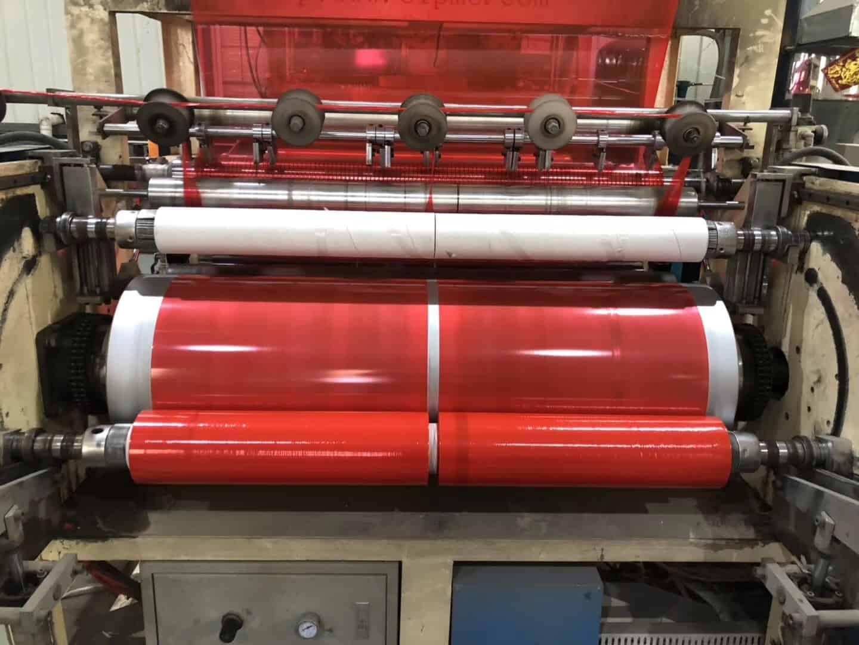 производство цветного стрейча