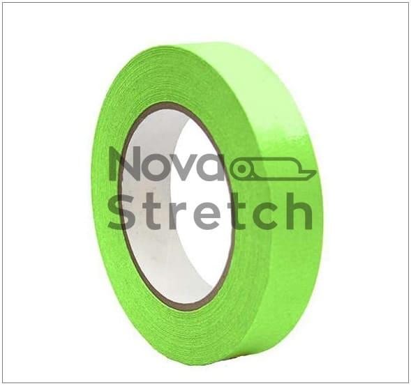 зеленый бумажный скотч