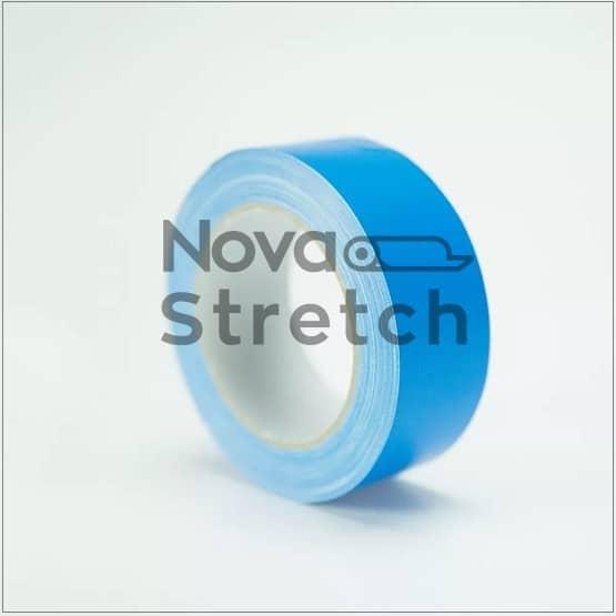 синий бумажный скотч