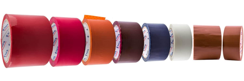 цветной упаковочный скотч
