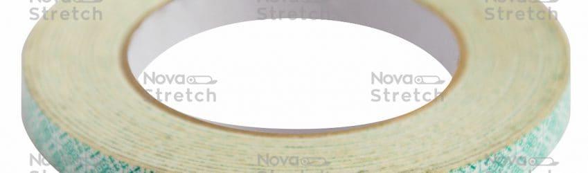 Клейкая лента двухсторонняя на вспененной основе