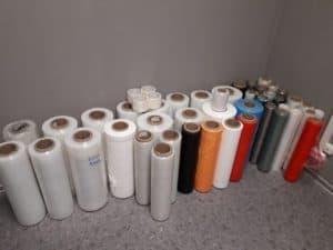 образцы упаковочной пленки